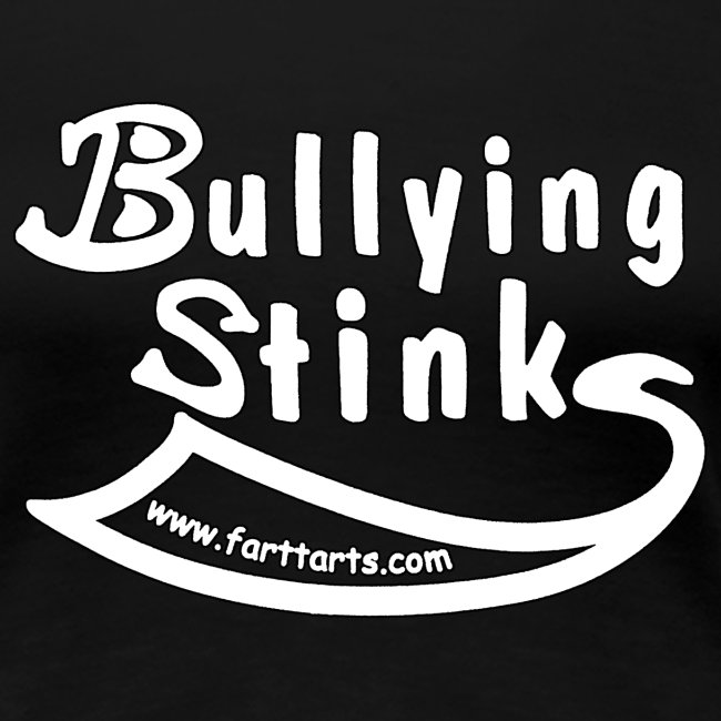 bullying stinks shirt outline png