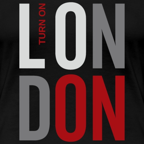 london england great britain - Women's Premium T-Shirt