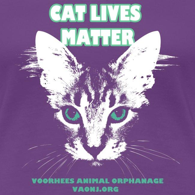 Cat Lives Matter