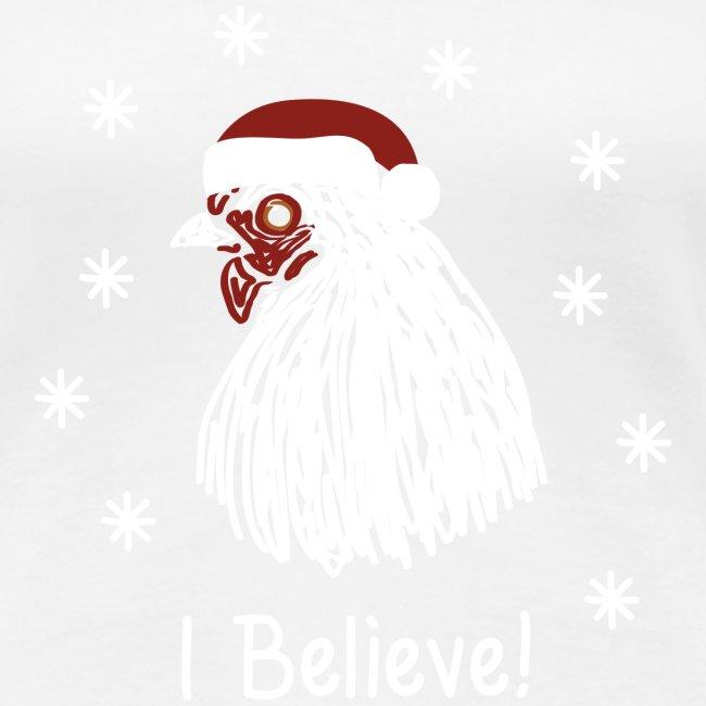 I believe chicken