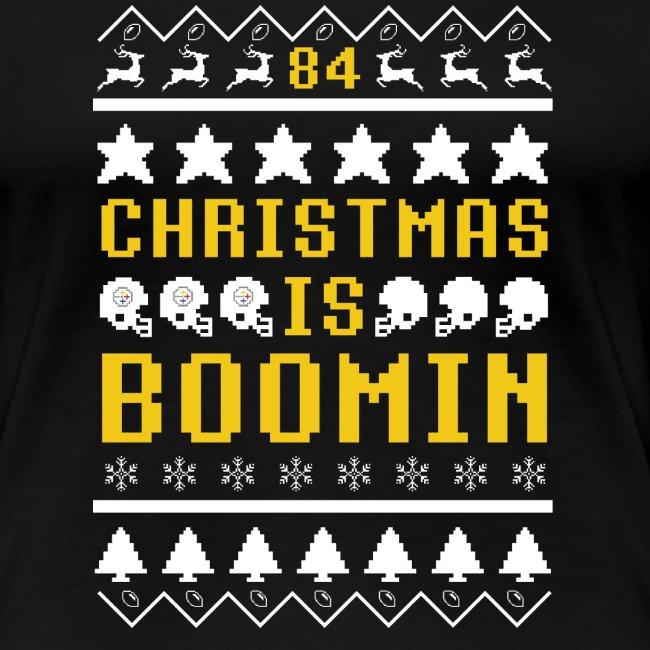 Pittsburgh Ugly Christmas Sweater