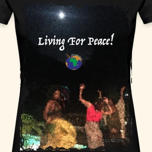 Lvg4Pce2 - Women's Premium T-Shirt