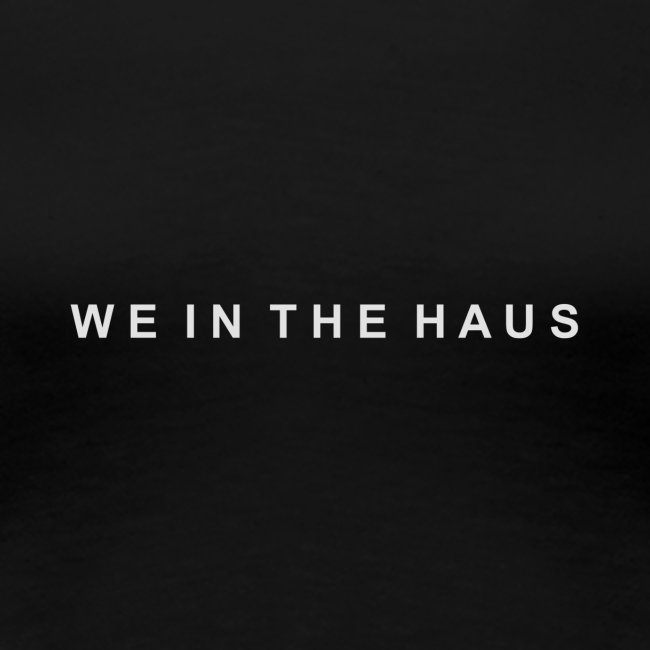 We In The Haus Logo