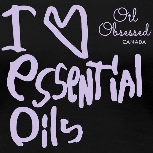 I love Essential Oils