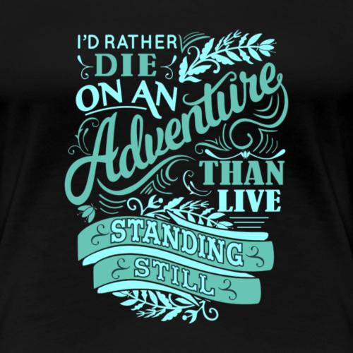 Adventure, please.