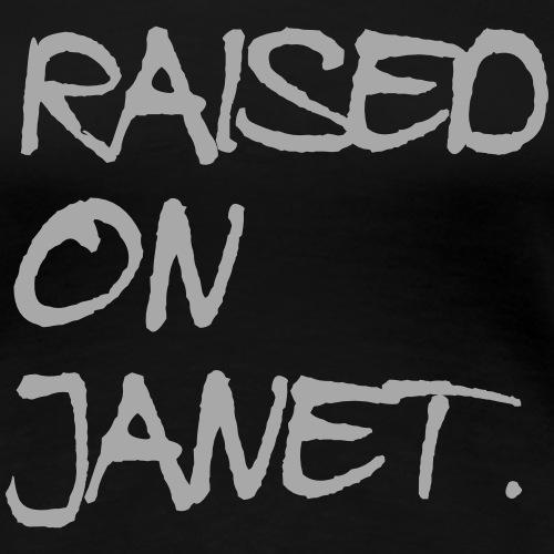 janet - Women's Premium T-Shirt
