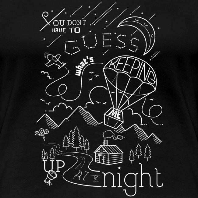 Up at Night Design