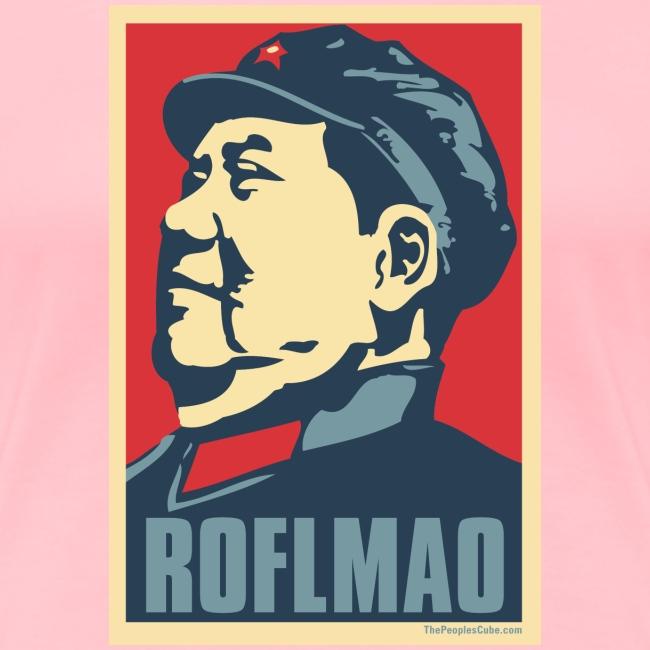 Mao: Obama Poster Parody