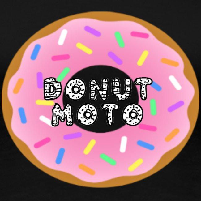 Donut Moto Logo png
