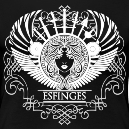 Esfinges Egypt - Women's Premium T-Shirt
