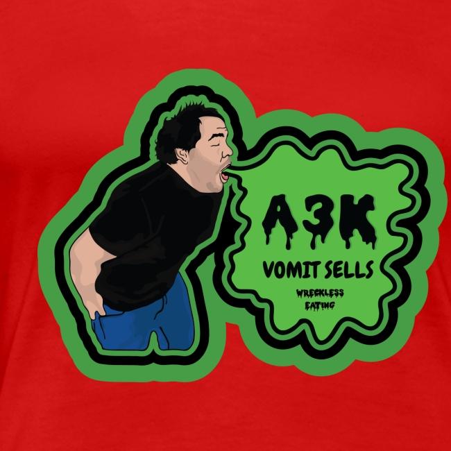 A3k Vomit Sells