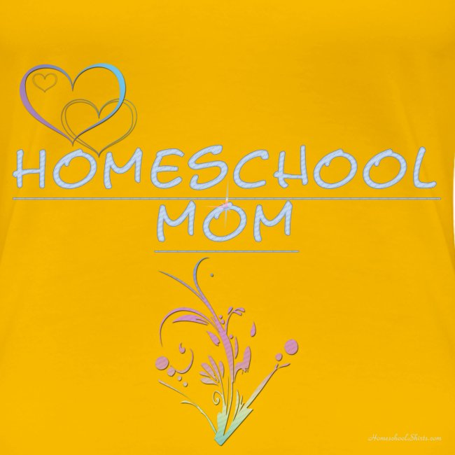Homeschool Mom Floral