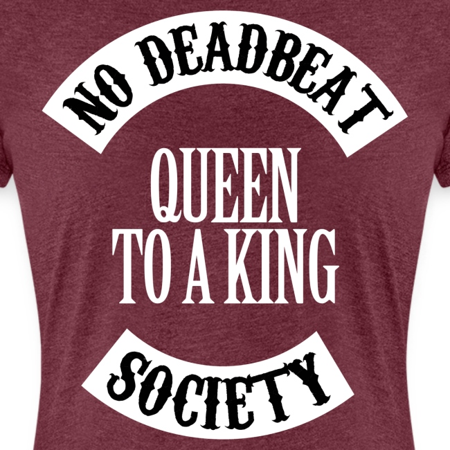 Queen To A King T-shirt