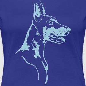 Dobermann Pinscher - Women's Premium T-Shirt