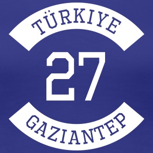 turkiye 27 - Women's Premium T-Shirt