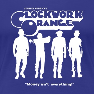 Clockwork Orange - Women's Premium T-Shirt