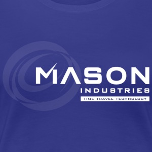 Mason Industries - Women's Premium T-Shirt
