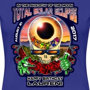 Happy Birthday Lauren - Women's Premium T-Shirt