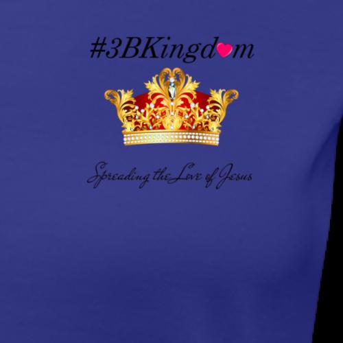 3bkingdom logo2 - Women's Premium T-Shirt