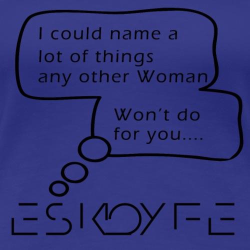Woman - Women's Premium T-Shirt