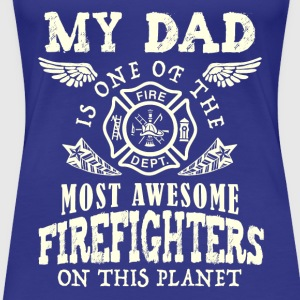 fire dept - Women's Premium T-Shirt