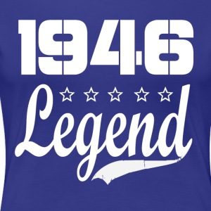 46 legend - Women's Premium T-Shirt