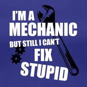 Mechanic - Women's Premium T-Shirt
