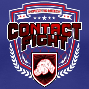 Contact Fight Knuckles - Women's Premium T-Shirt