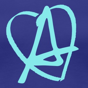 Love & Anarchy - Women's Premium T-Shirt