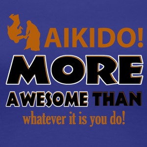 AIKIDO DESIGNs - Women's Premium T-Shirt