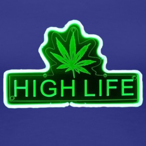 High_life.mar - Women's Premium T-Shirt