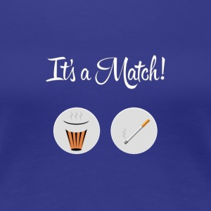 itsamatch - Women's Premium T-Shirt
