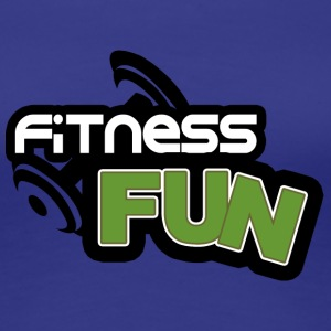 Ffitness fun - Women's Premium T-Shirt