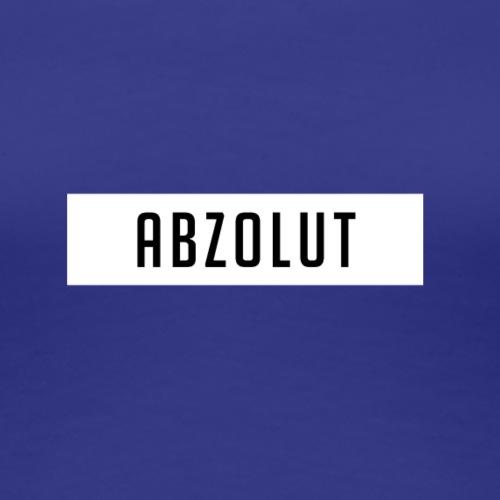 AbzolutBOX - Women's Premium T-Shirt