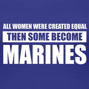 Marines design - Women's Premium T-Shirt