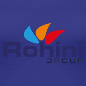 Rohini College - Rohini Group - Women's Premium T-Shirt
