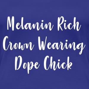 That Chick White - Women's Premium T-Shirt