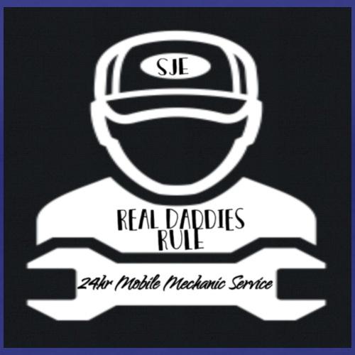 Real Daddies Rule 2 - Women's Premium T-Shirt