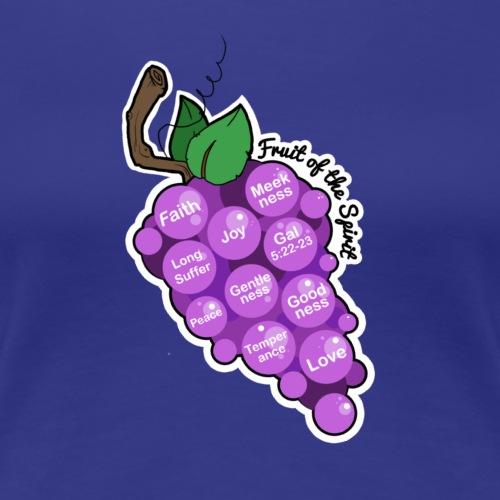 Grapes - Women's Premium T-Shirt