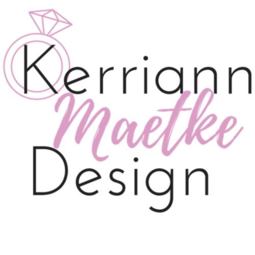 Kerriann Maetke Design Logo - Women's Premium T-Shirt