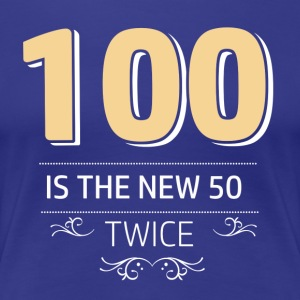 100 years and increasing in value - Women's Premium T-Shirt