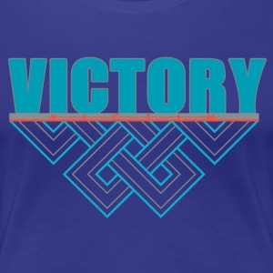 From Victim to Victory - Women's Premium T-Shirt