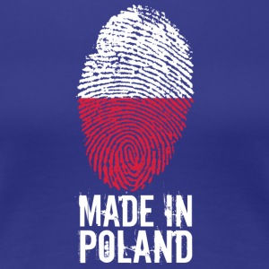 Made in Poland / Polska - Women's Premium T-Shirt