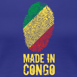 Made In Congo - Women's Premium T-Shirt