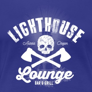 Lighthouse Lounge - Women's Premium T-Shirt
