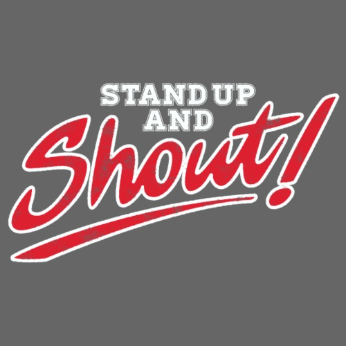 Stand Up and Shout - Women's Premium T-Shirt