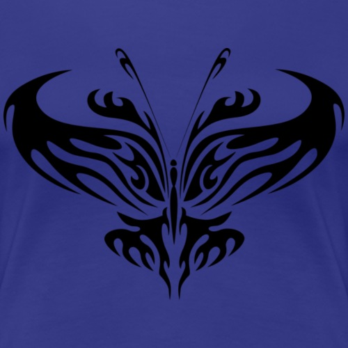 tribal butterfly 2 - Women's Premium T-Shirt