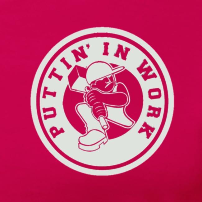P.I.W White Logo