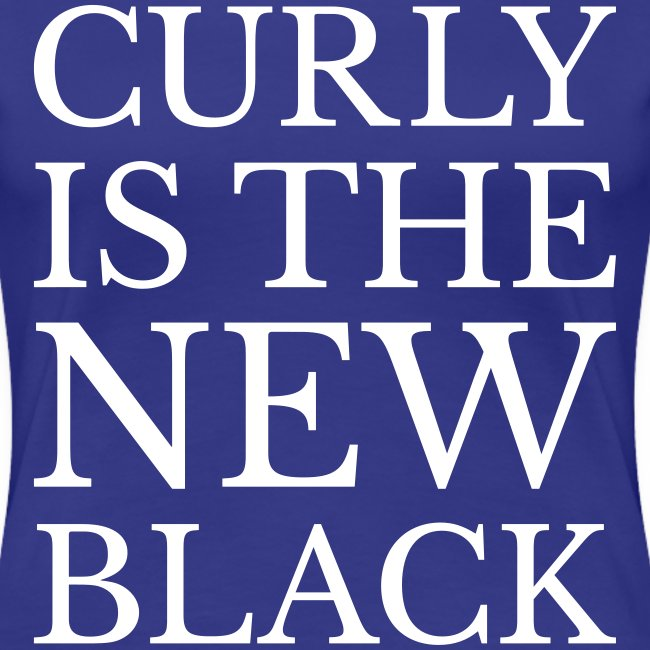 Curl is the NEW Black