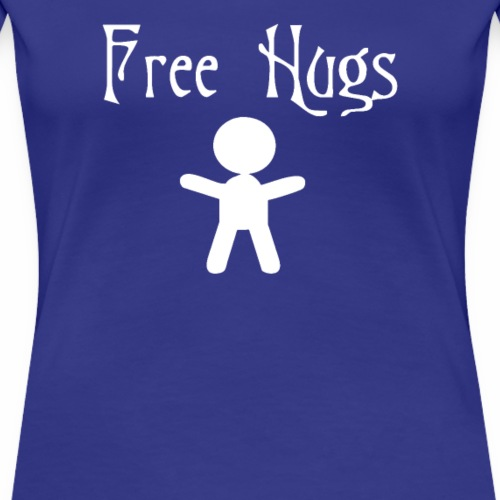 Free Hugs T Shirt Cute Fun Family Love Peace